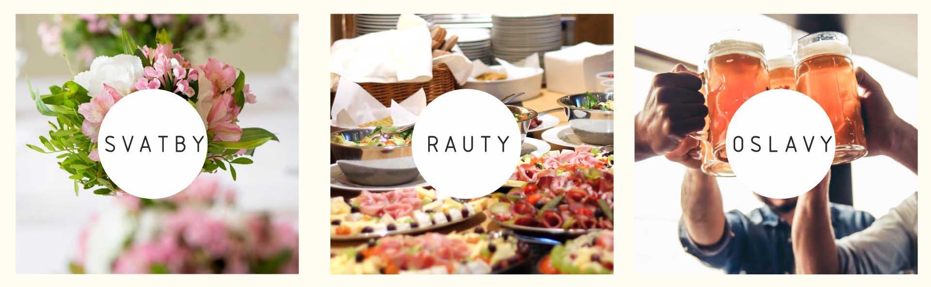 Svatby, rauty, oslavy a mnoho dalšího Vám nabízí Restaurace SPORT v Hradci nad Moravicí